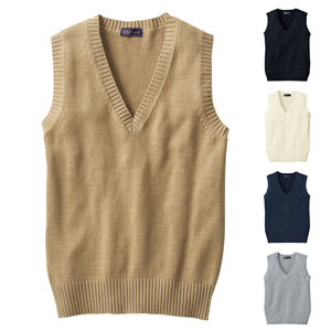 [Cecile] Knit Vest / New Arrival Spring 2020, Teens, cupop