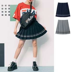[Cecile] Line Skirt / New Arrival Spring 2020, Teens, cupop