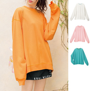 [cecile] Color Pullover / New Arrival Spring 2020, Teens, cupop