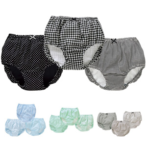 [cecile] Soft Panties (3-pack) / New Arrival Spring 2020, Teens, cupop
