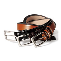 [Cecile] Fine Design Leather Belt / Fall & Winter 2018 New Item, Men's Plus Size