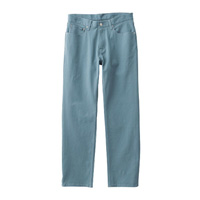 [Cecile] Stretch Twill Pants, Grayish Blue / 2018 Winter New Item, Men's King Size Collection