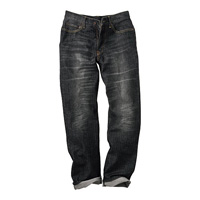 [Cecile] Used Finish Denim, Black / 2018 Winter New Item, Men's King Size Collection