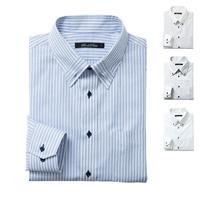 [Cecile] Permanent-Press Design Shirt (Basic Form) / 2018 Winter New Item, Men's