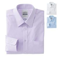 [Cecile] 100% Cotton Banshu Weave Permanent-Press Shirt / 2018 Winter New Item, Men's