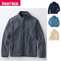[Cecile] Smart Heat, Fleece Jacket / Winter 2018 New Item, Men's Large Size