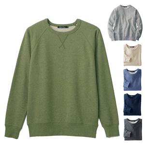 [cecile] Antibacterial Deodorant, 100% Cotton Sweatshirt / New Arrival Spring 2020, Mens