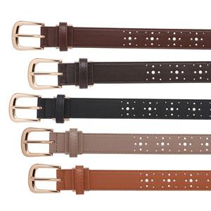 [Cecile] Cutwork Belt (Length Adjustable) / New Arrival Spring Summer 2020, Large Sizes, Plump