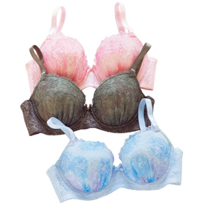 [cecile] 3/4 Cup Bra / New Arrival Spring 2020, Large Sizes, Plump