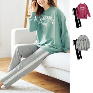 [cecile] Mini Fleece Boys-like Room Wear / New Arrival Spring 2020, Large Sizes, Plump