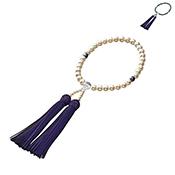 [Cecile] Pearl Rosary (w/Rosary Bag) / Spring 2017 New Item, Mature Ladies'