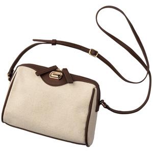 cecile shoulder bag/New winter 2020 item, Mrs.