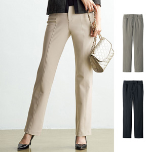[cecile] Mature High Tension Straight Pants /New 2020 winter item, Mrs