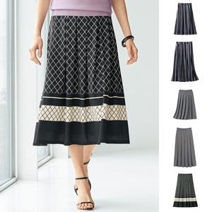 [cecile] Comfortable Waist Tuck Skirt /New 2020 winter item, Mrs