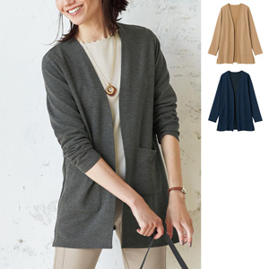 cecile topper cardigan/New winter 2020 item, Mrs.