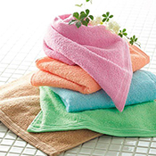 [Cecile] Plain Towel (2 Pack in Same Color) / Spring 2017 New Item, Innovative Lifestyle Item
