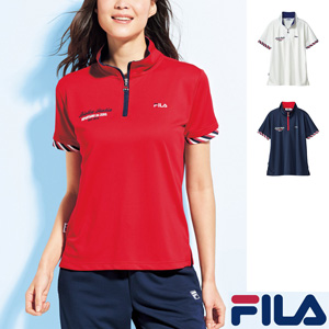 [cecile] Polo Shirt (FILA) / New Arrival Spring 2020, Ladies