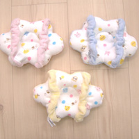 Think-B Nursing Pillow, Loose Twisted Pile, Animal Land Series [Made In Japan] [Home Goods]