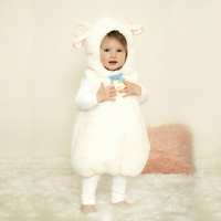 Marshmallow Sheep, Baby / Animal Suit, Headwear