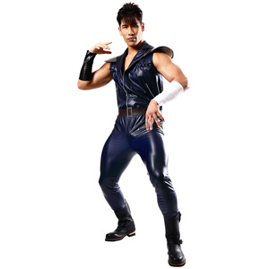 Fist of the North Star Official Cosplay Goods Kenshiro / Cosplay, Men's