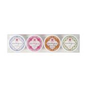Kotolabo Four Season Solid Perfume, Mini 4-Type Set / Beauty, Kyoto Cosmetics