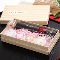 Kotolabo Four Season Solid Perfume, Mini 4-Type Gift Box Set / Beauty, Skincare, Kyoto Cosmetics