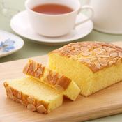 Pound Cake Almond