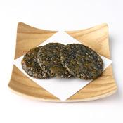 Black Sesame Senbei