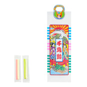 Chitose Candy (Strawberry, Matcha) 2 Sticks