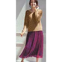 [IMAGE] Print Tulle Skirt / Winter 2018 New Item, Ladies'