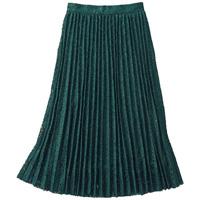 [IMAGE] Lace Pleated Skirt / Winter 2018 New Item, Ladies'