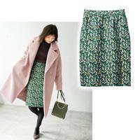 [IMAGE] Jacquard Skirt / Winter 2018 New Item, Ladies'
