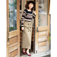 [IMAGE] Trench Tight-Skirt / Winter 2018 New Item, Ladies'