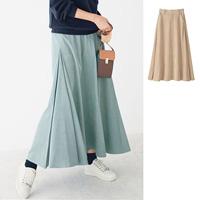 [IMAGE] Corduroy Long Skirt /New Arrival Winter 2018, Ladies