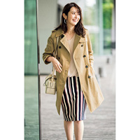 [IMAGE] Trench Coat w/Liner / Midwinter 2018 New Item, Ladies