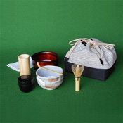 Nara Prefecture, Takayama Chasen Whisk, Ochagokoro, Mini Tea Utensil Set C-1