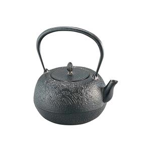 Nambu Ironware Iron Kettle (Maple) (IH compatible)
