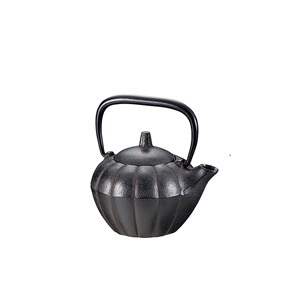 Nambu Ironware tecco Teapot Ground Cherry