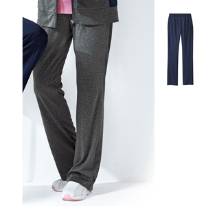[cecile] Jersey Care Pants (for women) / New Arrival Spring 2020, Ladies
