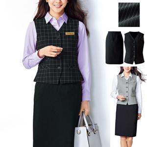 [cecile] Vest Suit (Vest + Skirt) / New Arrival Spring 2020, Ladies