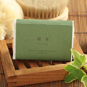Green Tea Soap / Cold Process