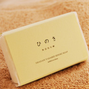 Hinoki Cypress Soap / Cold Process
