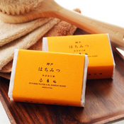 Kobe Honey Soap / Cold Process