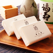 Kobe Sake Soap / Cold Process