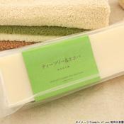 茶樹&荷荷巴 棒狀手工皂/ 低溫製法