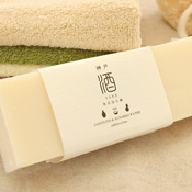 Kobe Sake Bar Soap / Cold Process