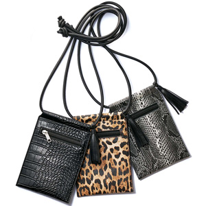 [GeeRA] Multi Pouch with Tassel / New Arrival Spring 2020, Ladies