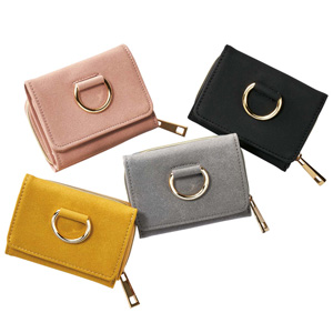 [GeeRA] Mini Wallet Circle Brackets / New Arrival Spring 2020, Ladies
