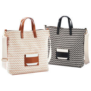 [GeeRA] 2WAY Tote with Card Case / New Arrival Spring 2020, Ladies
