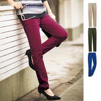 [RyuRyu] Stretchy Color Skinny Leggings Pants  /SALE